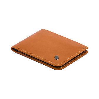 Bellroy Hide & Seek Caramel RFID Wallet