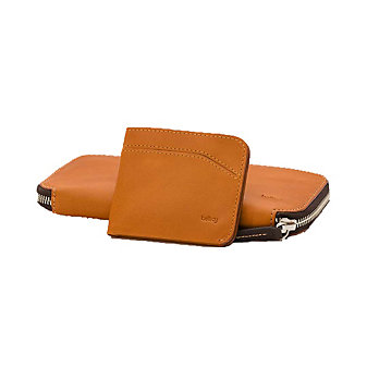 Bellroy Caramel Carry Out Wallet