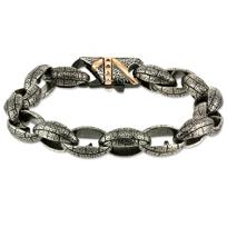 Blackened_Stainless_Steel_Bracelet