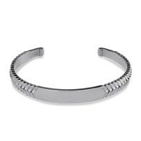 Stephen_Webster_Men's_Sterling_Silver_Scale_Pattern_Cuff_Bracelet