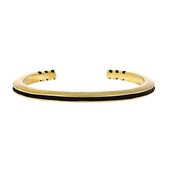 george frost brass totality cuff bracelet
