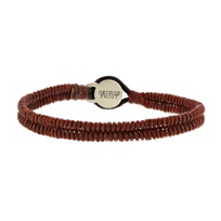 george_frost_white_bronze_red_leather_brave_&_new_bracelet_with_black_onyx_clasp