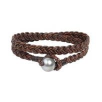 vincent_peach_black_tahitian_south_sea_cultured_pearl_&_braided_leather_double_wrap_bracelet