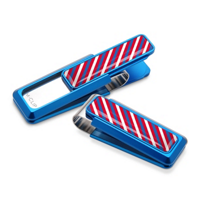 M-Clip_Speciality_Red,_White,_&_Blue_Rep_Tie_Money_Clip