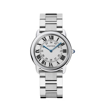 Cartier_Ronde_Solo_Steel_Watch,_Large_Model