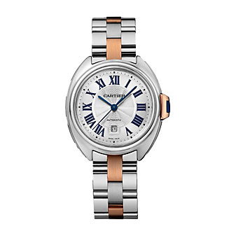 Cartier Cle de Cartier Watch, 31mm Small Model