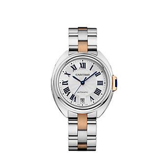 Cartier Cle de Cartier Watch, 35mm Model