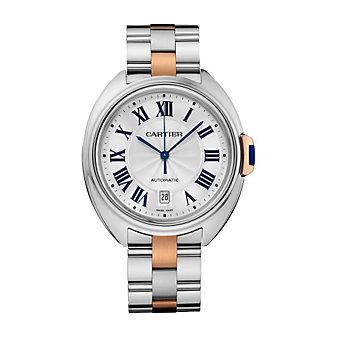 Cartier Cle de Cartier Watch, 40mm Large Model