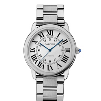 Cartier_Ronde_Solo_de_Cartier_Steel_Watch,_Extra_Large_Model