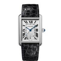 Cartier_Tank_Solo_Steel_and_Black_Leather_Watch,_Extra_Large_Model