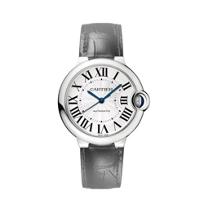 Cartier_Ballon_Bleu_de_Cartier_Steel_and_Black_Leather_Watch,_Medium_Model