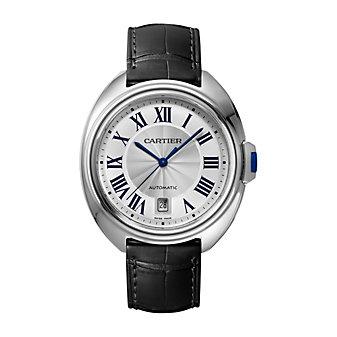 cartier cle de cartier men's watch - 40mm