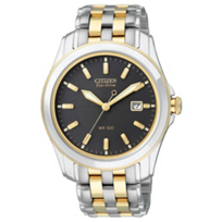 Citizen_Eco-Drive_Men's_Bracelet_Watch,_Two-Tone