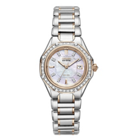 Citizen_Ladies'_Stainless_Steel_and_Rose_Tone_Signature_Collection_Octavia_Diamond_Bracelet_Watch