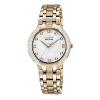 Citizen_Bella_Women's_Bracelet_Watch,_Rose_Tone