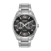 Citizen_Men's_Dress_Bracelet_Watch,_Black_Dial