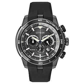 Citizen Ecosphere Gun Metal Grey Watch