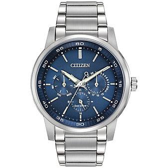 Citizen Men's Dress Watch, Blue Dial