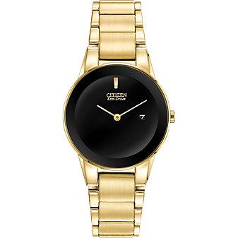 Citizen Axiom Ladies' Gold Watch