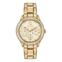 Citizen_Silhouette_Crystal_Yellow_Gold-Tone_Mens'_Watch