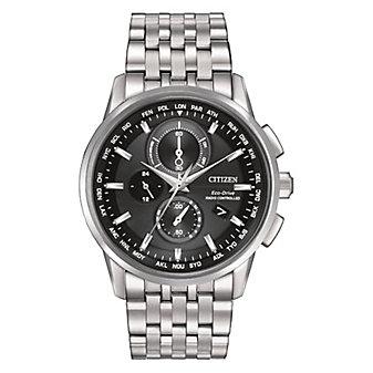 Citizen World Chronograph A-T Watch