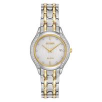 Citizen_Ladies'_Two-Tone_Diamond_Watch