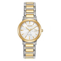 Citizen_Eco-Drive_Silhouette_Sport_Ladies'_Two-Tone_Watch