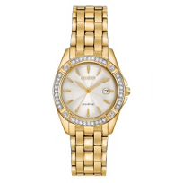 Citizen_Eco-Drive_Silhouette_Ladies'_Gold-Tone_Crystal_Watch