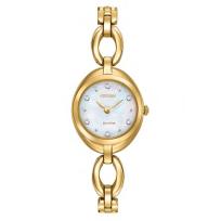 Citizen_Eco-Drive_Silhouette_Gold-Tone_Ladies'_Watch