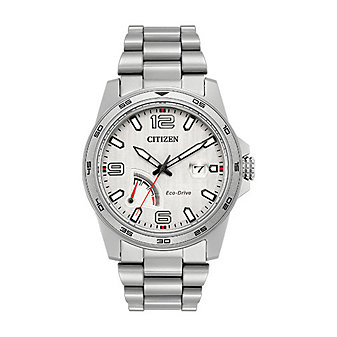 Citizen Eco-Drive PRT Watch - White