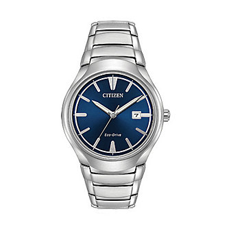 Citizen Paradigm Stainless Steel & Cobalt Blue