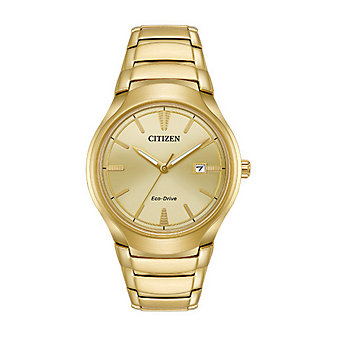 Citizen Paradigm Gold-Tone Stainless Steel Watch
