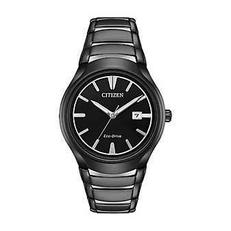 Citizen Paradigm Black-Tone Stainless Steel Watch