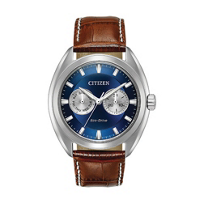 Citizen_Eco-Drive_Paradex_Leather_Band_Watch