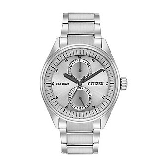 Citizen Eco-Drive Paradex Stainless Steel Watch