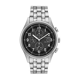Citizen Eco-Drive Chandler Stainless Steel Watch