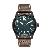 Citizen_Eco-Drive_Chandler_Brown_Leather_Strap_Watch
