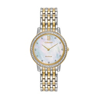 Citizen_Silhouette_Crystal_Mother_of_Pearl_Two_Tone_Watch
