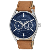 citizen_eco_drive_cto_blue_dial_watch_with_brown_leather_strap