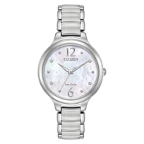 citizen_eco_drive_citizen_l_mother_of_pearl_steel_watch