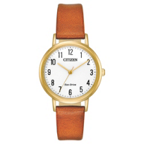 citizen_eco_drive_chandler_yellow_tone_watch_with_caramel_leather_strap