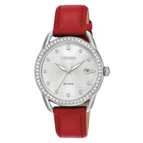 citizen_eco_drive_ltr_crystal_watch_with_red_leather_strap