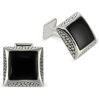 Sterling_Silver_and_Onyx_Cufflinks