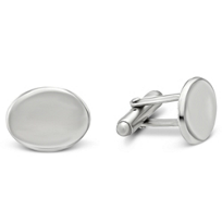 Sterling_Silver_Oval_Cufflinks