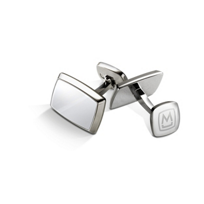 M-Clip_Polished_Stainless_Steel_Tapered_Rectangle_Cufflinks