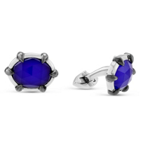 Stephen_Webster_Sterling_Silver_Lapis_Crystal_Haze_Cufflinks