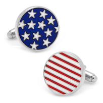 Stars_&_Stripes_American_Flag_Cufflinks