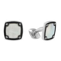 Stephen_Webster_Sterling_Silver_Mother_of_Pearl_Cufflinks