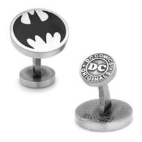 Vintage_Batman_Logo_Cufflinks