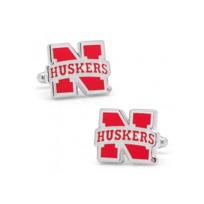 University_of_Nebraska_Cornhuskers_Cufflinks